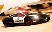 Суперкары на службе в полиции
