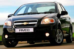 Обзор Chevrolet Aveo T250, 2006 модельного года