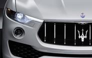 Maserati показала свой первый кроссовер