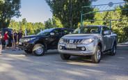 Новые Mitsubishi L200 протестированы в рамках гуманитарной экспедиции