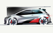 Совсем озверел: Toyota Yaris получит заряженную версию