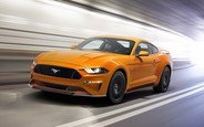 Купе Ford Mustang обновилось