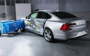 Видео: Новые Volvo S90 и V90 получили высший балл за краш-тесты Euro NCAP