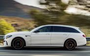 Новый универсал Mercedes-Benz E-Class примерил форму AMG
