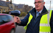 В Шотландии с лихачами решили бороться с помощью фена