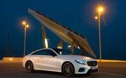 Тест-драйв Mercedes-Benz E-класса Coupe: Как рояль
