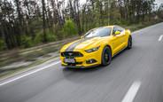 Тест-драйв Ford Mustang GT: В коня корм