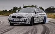 Новый BMW M5 получил функцию отключения полного привода