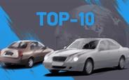 Самые популярные б/у машины 2017 года
