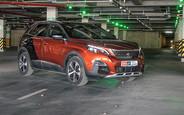 Тест-драйв Peugeot 3008