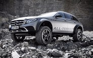 Втяни живот! Mercedes-Benz E-Class All-Terrain 4x4 прокачали