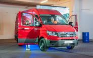 С чистого листа: новый VW Crafter доступен в 69 конфигурациях