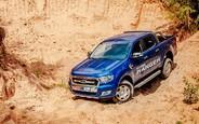 Тест-драйв Ford Ranger