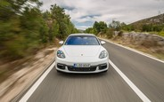 Универсал Porsche Panamera: 3,4 с до сотни и максимальная скорость в 310 км/ч