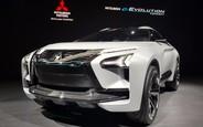 Новый кроссовер Mitsubishi e-Evolution получил искусственный интеллект