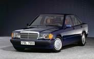 Железное правило: 35 лет Mercedes-Benz W201