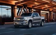 Новый Chevrolet Silverado представили в Детройте