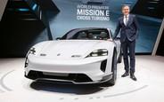 Электрокроссовер Porsche: 600 лошадей и 500 км хода