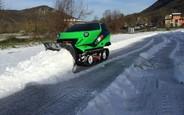 Видео: в Италии разработали снегоочиститель на радиоуправлении