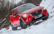 Тест-драйв Mazda CX-3: Далеко пойдет