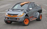 Mitsubishi L200 «форсажнули» для нового шоу Вина Дизеля