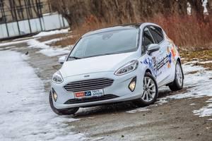 Тест-драйв Ford Fiesta: С праздником!