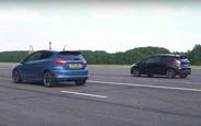 Старый против нового: две версии Ford Fiesta ST сравнили в скорости