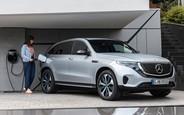 Автомобиль недели: Mercedes-Benz EQC