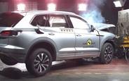 Краш-тесты: неудача Suzuki Jimny и испытания новых Volkswagen Touareg и Audi A6. ВИДЕО