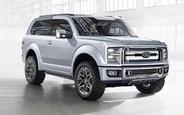 Все наоборот: Ford Bronco, возрождаемый в США, получит «ручку» и турбомотор