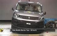 Новый Peugeot Rifter прошел краш-тесты. Какие результаты?