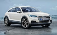 Новий кросовер Audi Q4 буде схожим на купе ТТ