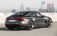 Автомобиль недели: Audi e-tron GT