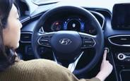 А пальчики-то — вот они! Hyundai Santa Fe получит сканер отпечатков