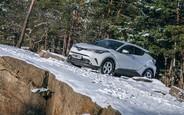 Тест-драйв Toyota C-HR Hybrid: С «Приусом» на уме