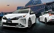 О, боже, какой мужчина! Новый Toyota Prius получит стайлинг от TRD