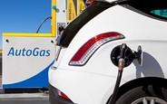 Автогаз потеснил бензин на украинских АЗС