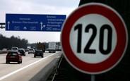 В Германии хотят ограничить скорость на автобанах