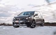 Тест-драйв Peugeot 5008