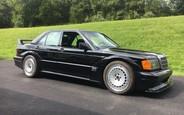 «Франкенштейн-Бенц». В США скрестили кузов Mercedes 190E с начинкой W204 C63 AMG