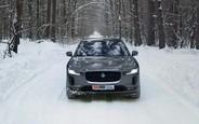 Тест-драйв Jaguar i-Pace. На лампочці