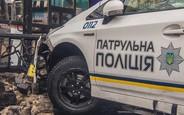 Полицейские авто устроили 144 ДТП за последний год
