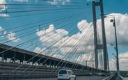 ВНИМАНИЕ! Движение на Южном мосту в Киеве ограничат на месяц