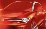 Volkswagen готовится к премьере большого электрокроссовера