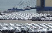 Автомобильный рынок Китая упал на 14,6%