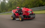 Не оставь траве шанса! Газонокосилка Honda установила рекорд скорости. ВИДЕО