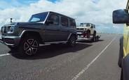 Кто кого? Suzuki Jimny и Mercedes-AMG G 63 сравнили в скорости. ВИДЕО