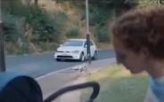 Запрещенная реклама Volkswagen e-Golf. Посмотрим? ВИДЕО