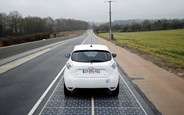 Экспериментальная трасса из солнечных батарей «провалилась»