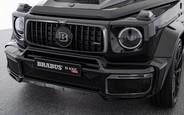 Brabus вернул новому «Гелику» мощный V12. ВИДЕО